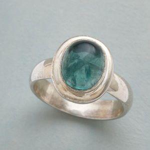 Sundance Sterling Silver & Apatite Ring